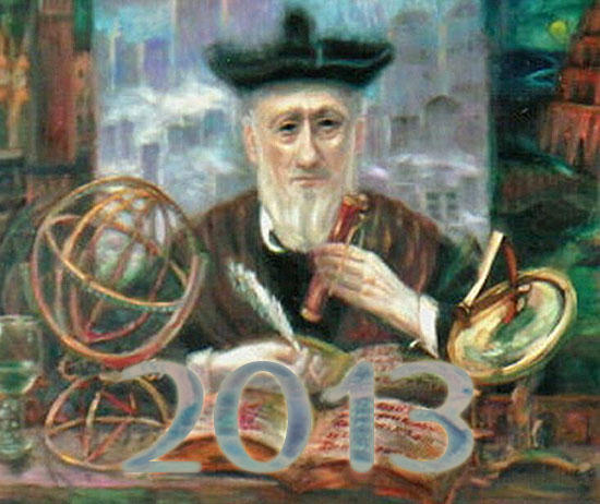 the life and career of michael nostradamus